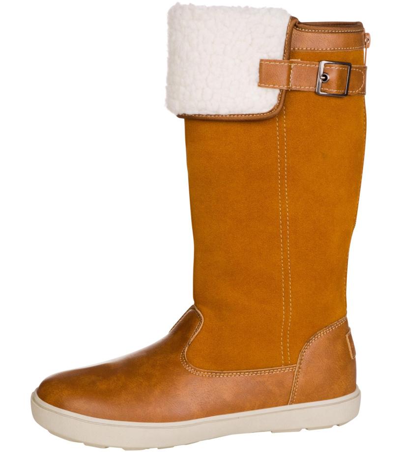 ALPINE PRO NOELA Dámská zimní obuv LBTM183250 Glazed ginger