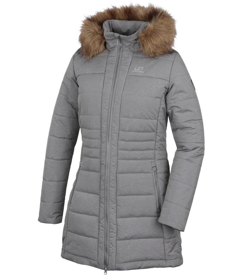 HANNAH MEX Dámský zimní kabát 10007324HHX01 Drizzle 36