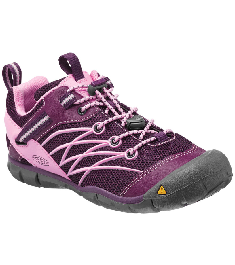 KEEN Chandler CNX Jr Dětské boty KEN1203064213 purple penant/lilac chiffon 4(37)