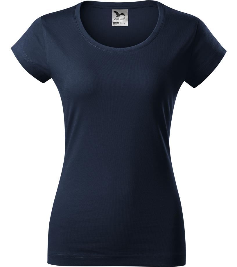 ADLER VIPER Dámské triko 16102 námořní modrá