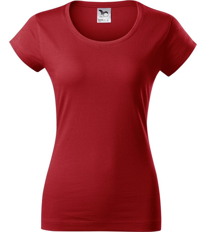 ADLER VIPER Dámské triko 16107 červená