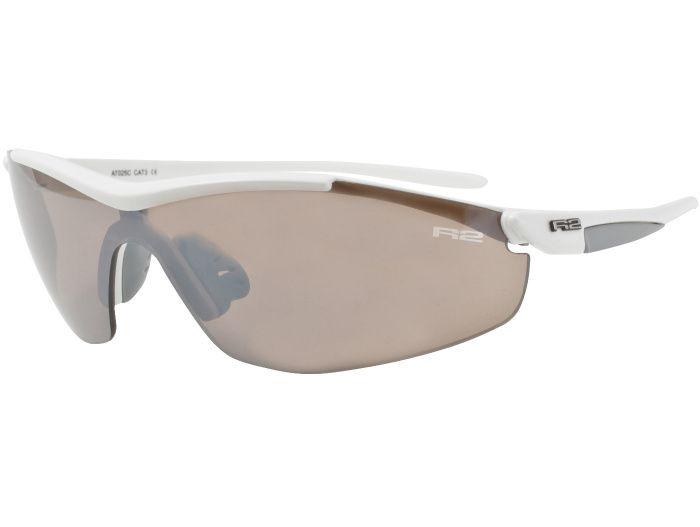 R2 LADY Sportovní sluneční brýle AT025C bílá