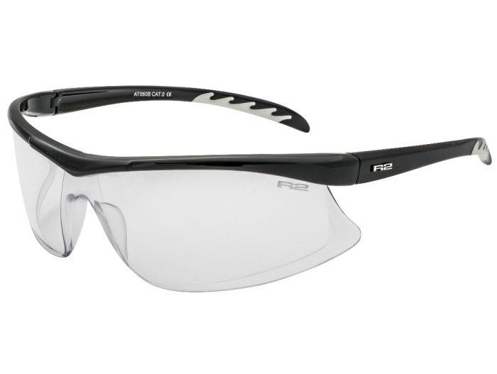 R2 GRIP Sportovní sluneční brýle AT060B černá