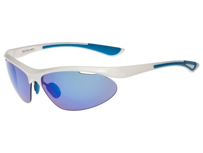 RELAX Otok Sluneční brýle sportovní R5373E bílá