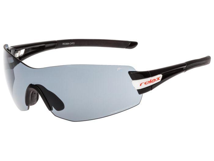 RELAX Sarnia Sportovní sluneční brýle R5388A černá