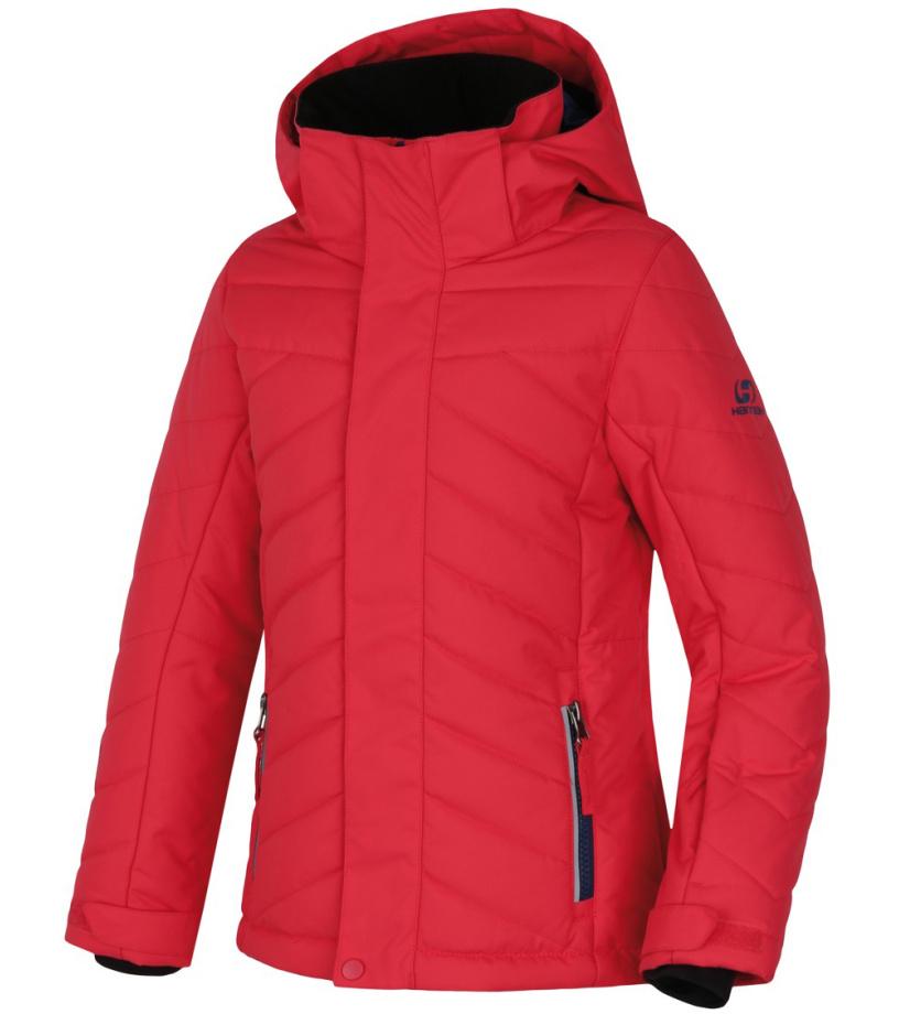 HANNAH ROVENA JR Dětská lyžařská bunda 10000267HHX01 Teaberry 164