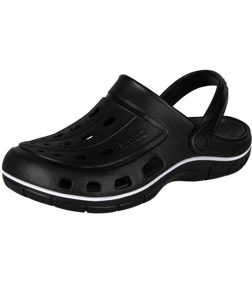 a8a04dedca9 COQUI JUMPER Pánské sandály 6351-434 Black Antracit