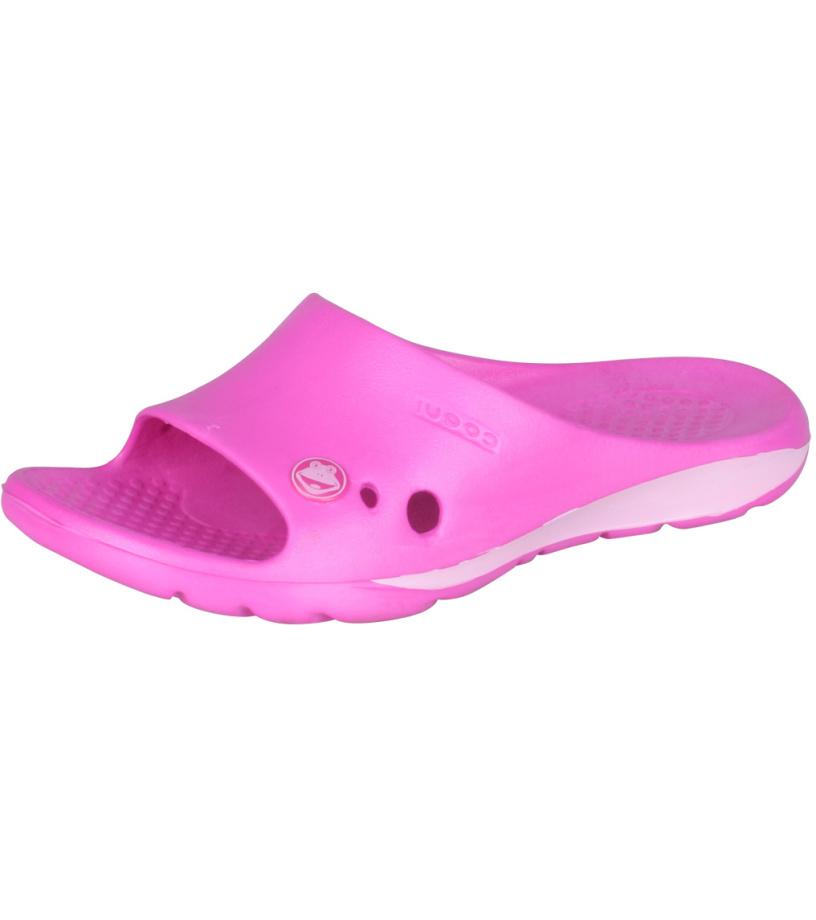 COQUI MICK Dámské pantofle 7296-100 Fuchsia 38