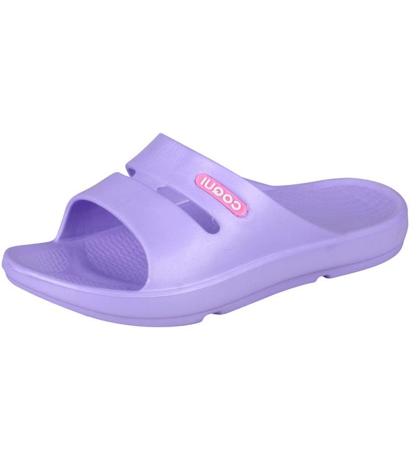 COQUI NICO Dámské pantofle 8942-366 Lt.purple 40