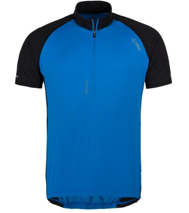 KILPI Pánský cyklistický dres CHASER-M GM0021KIBLU Modrá