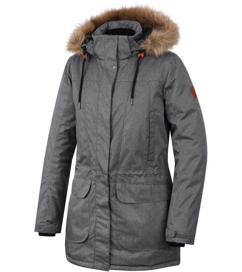 HANNAH GALIANO II Dámský kabát 10000170HHX01 Gray mel