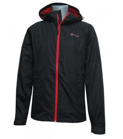 KILPI Pánská outdoorová bunda FOREST AM0209MABLK Černá S