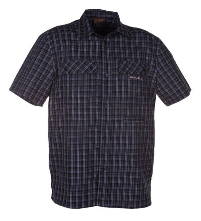 KILPI Pánská košile BEAVER VII. AM0054ENBLK Černá S