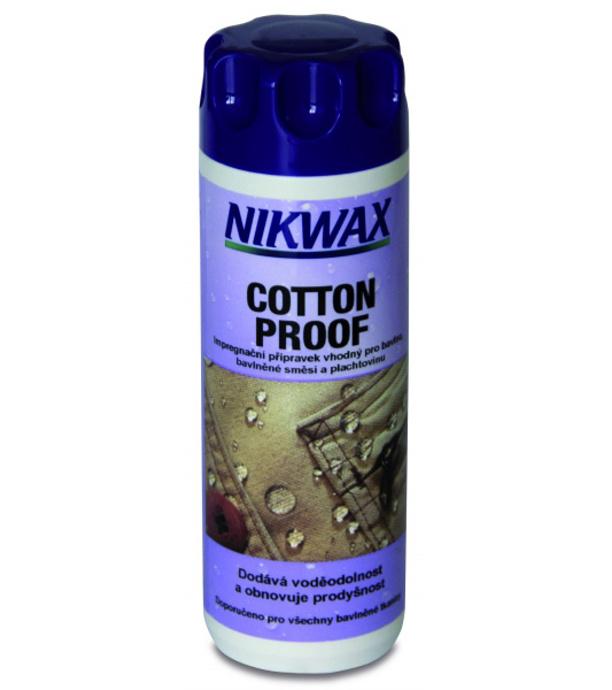 NIKWAX Cotton Proof Impregnace 1 litr 800305