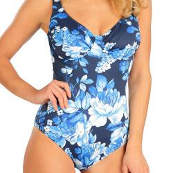 Jednodílné plavky s kosticemi 6B013 LITEX