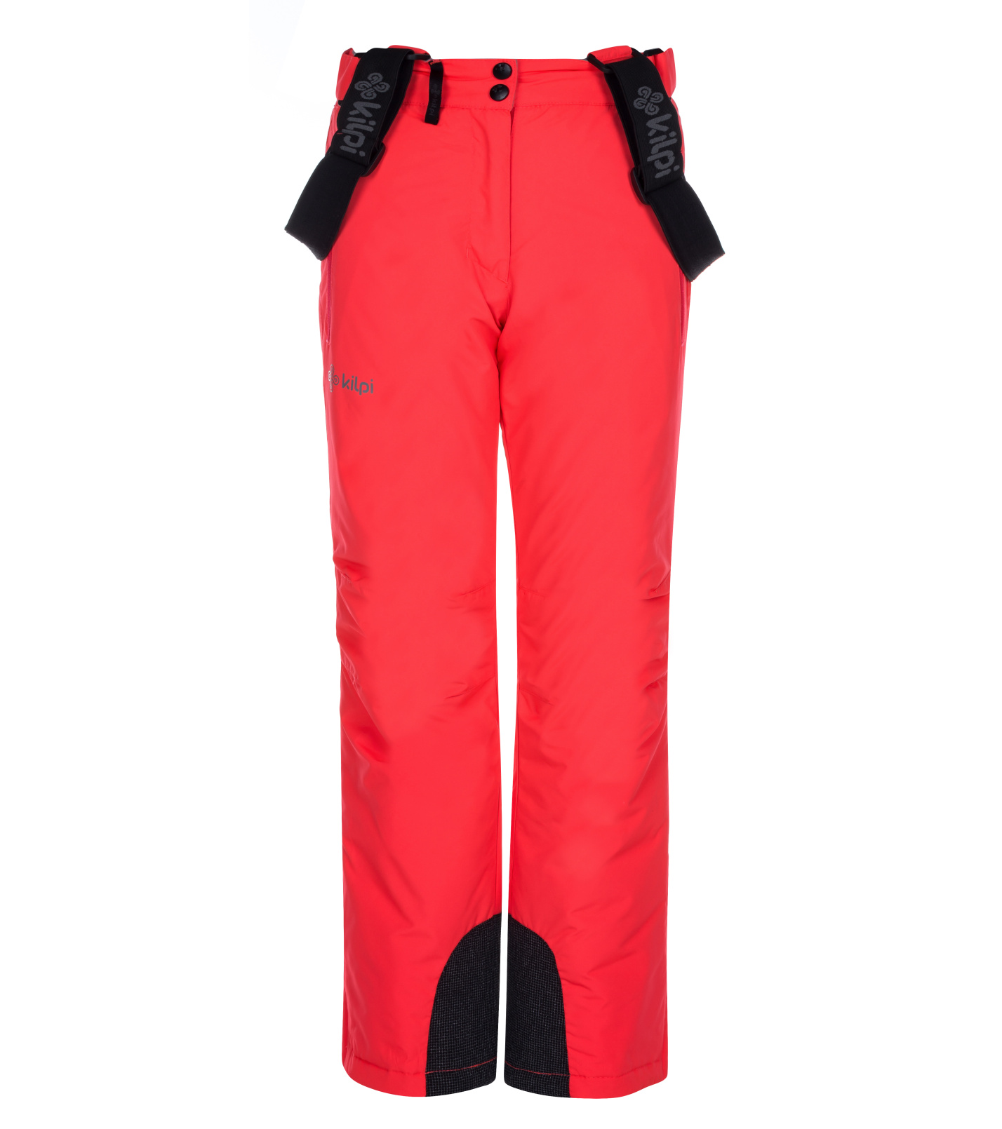 KILPI Dívčí lyžařské kalhoty ELARE-JG LJ0007KIPNK Růžová 134