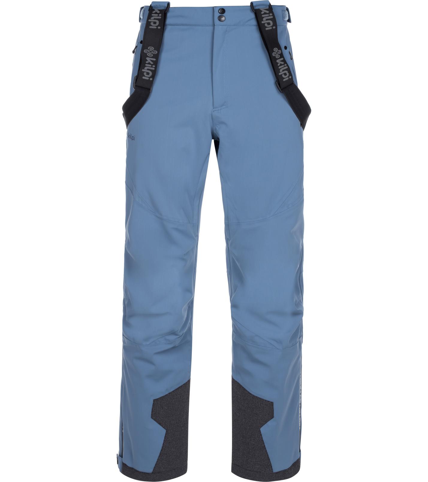 KILPI Pánské lyžařské kalhoty REDDY-M LM0026KIBLU Modrá XL