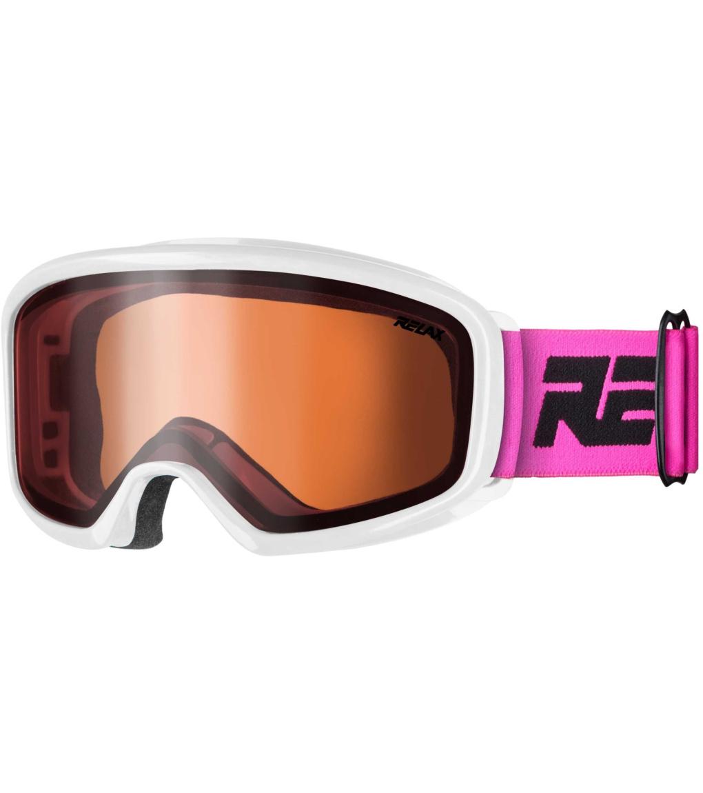 RELAX ARCH Dětské lyžařské brýle HTG54F S