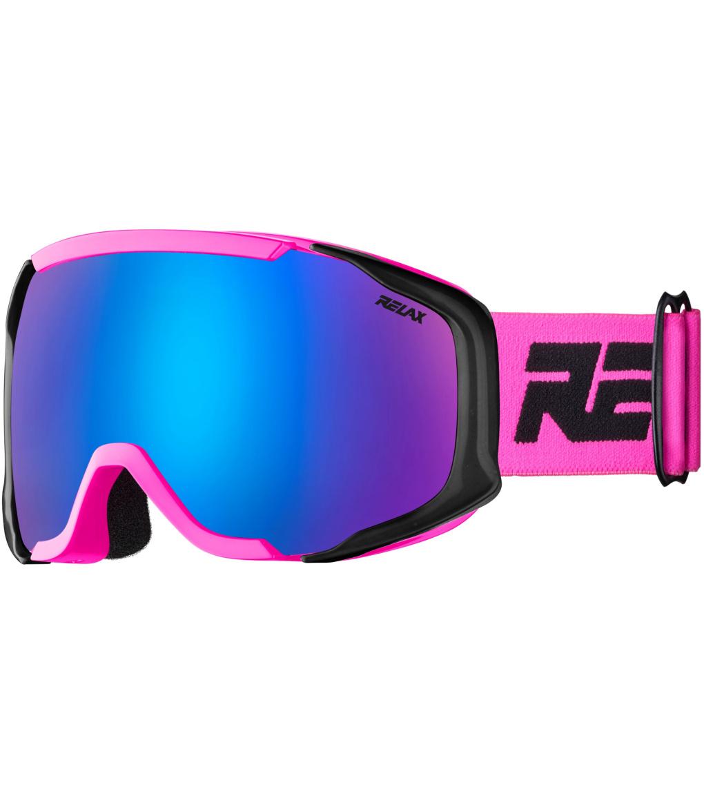 RELAX DE-VIL Lyžařské brýle HTG65F univerzální