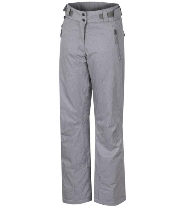 HANNAH Josie II Dámské lyžařské kalhoty 217HH0028HP03 Frost mel