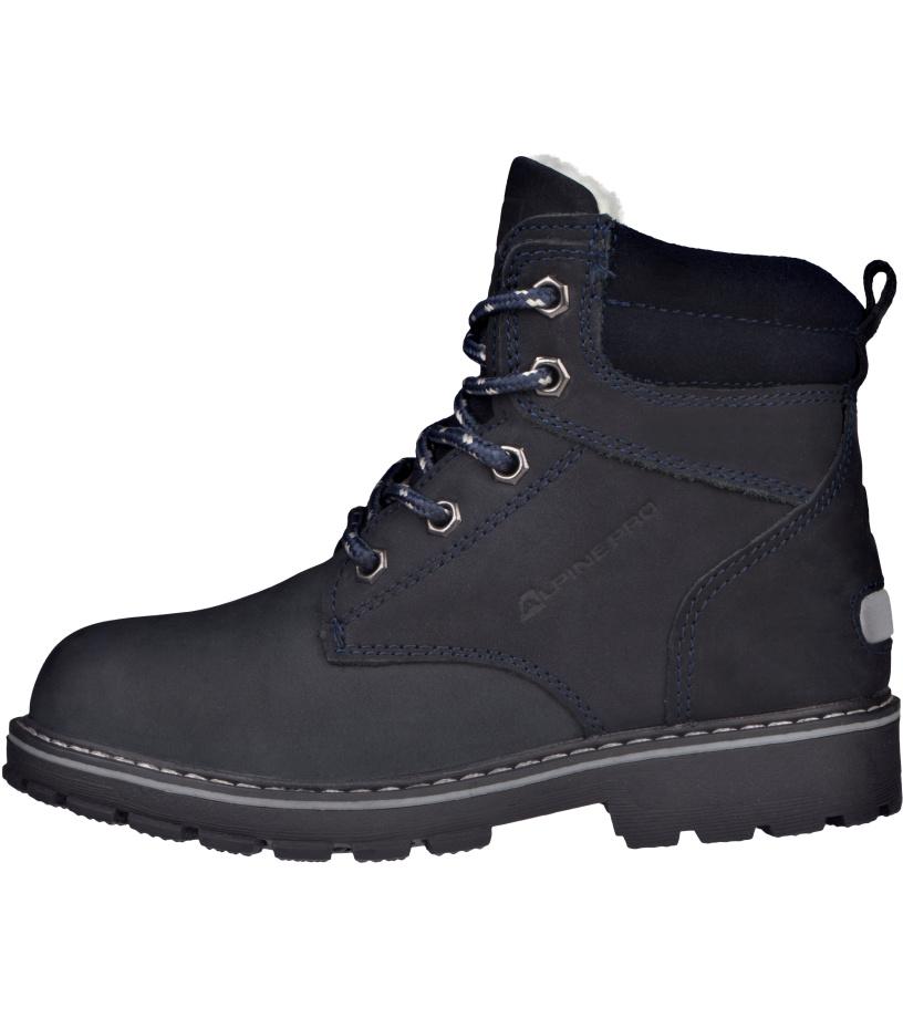 ALPINE PRO JINNY Dětská městská obuv KBTK151602 mood indigo