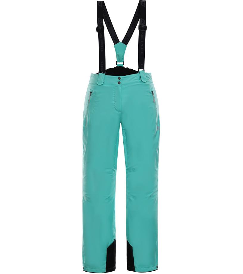 ALPINE PRO MINNIE 3 Dámské lyžařské kalhoty LPAK186547 XS