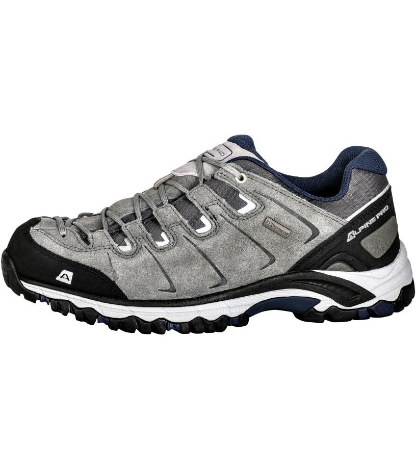ALPINE PRO MALVIN Uni outdoorová obuv UBTK141774 šedá 36 71b96007ffd