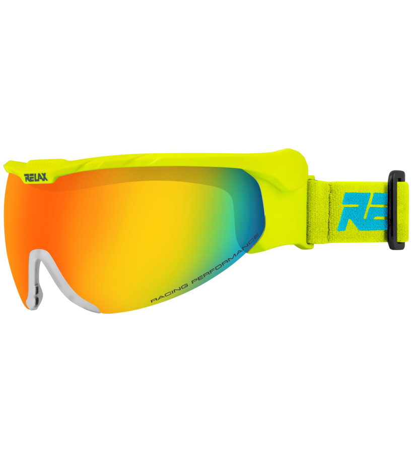 RELAX NORDIC Lyžařské brýle HTG27E žlutá