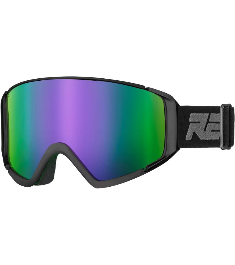 RELAX CRUISER Lyžařské brýle HTG29D černá