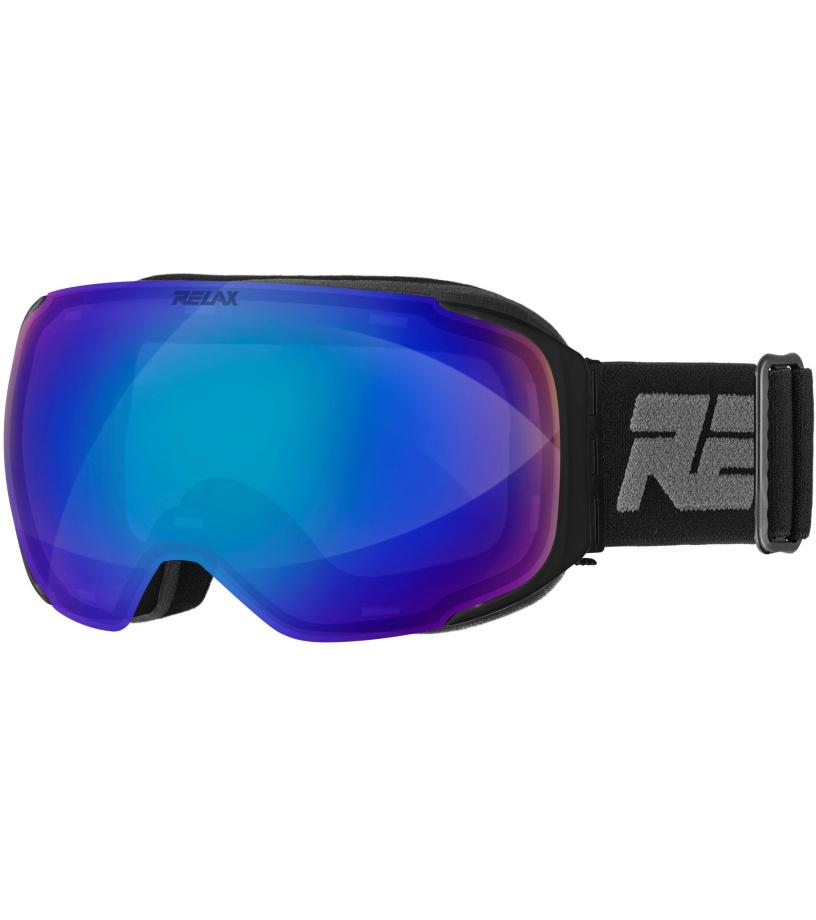 RELAX STREAM Lyžařské brýle HTG44 černá