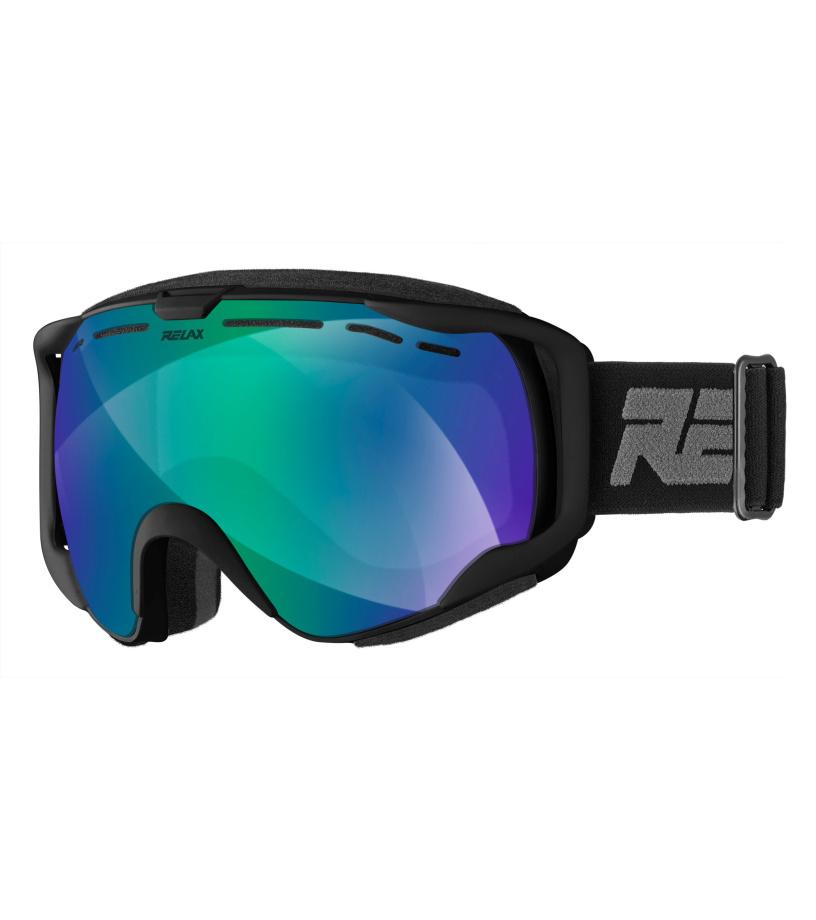 RELAX HORNET Lyžařské brýle HTG57C černá