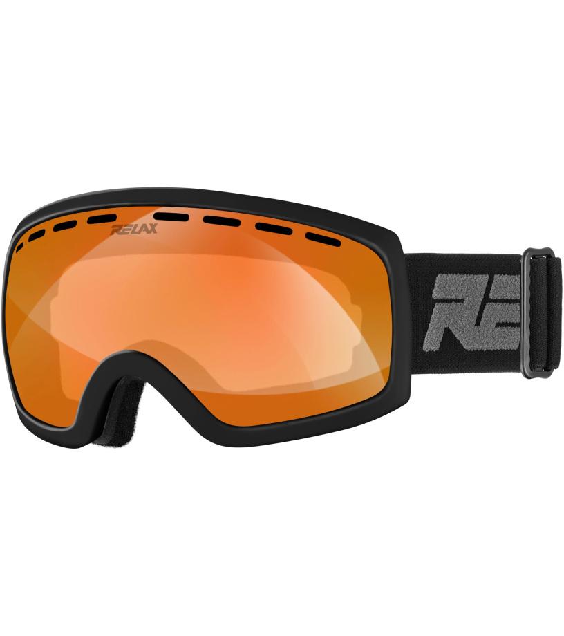 RELAX JET Lyžařské brýle HTG60 černá