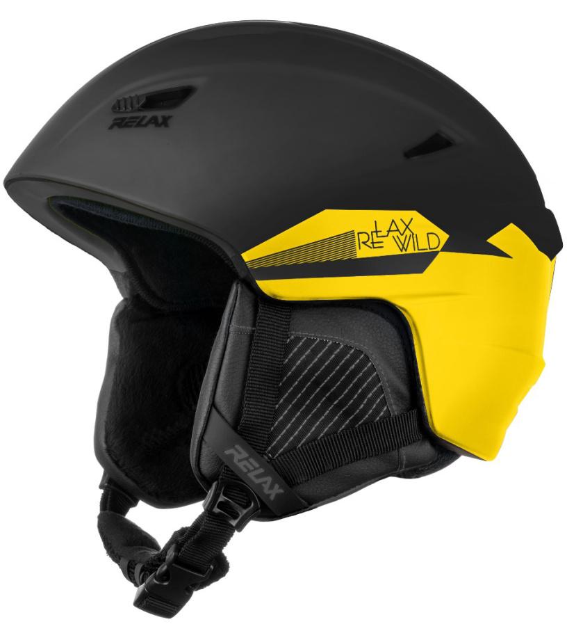RELAX WILD Lyžařská helma RH17Q L