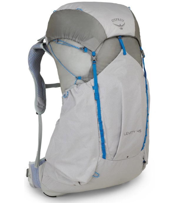 OSPREY Levity 45 Outdoorový batoh OSP2103052801 parallax silver MD