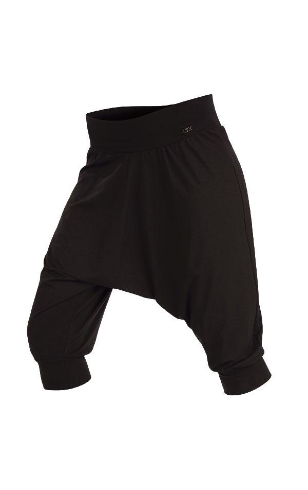LITEX Funkční kalhoty dámské 3/4 5B363901 černá M