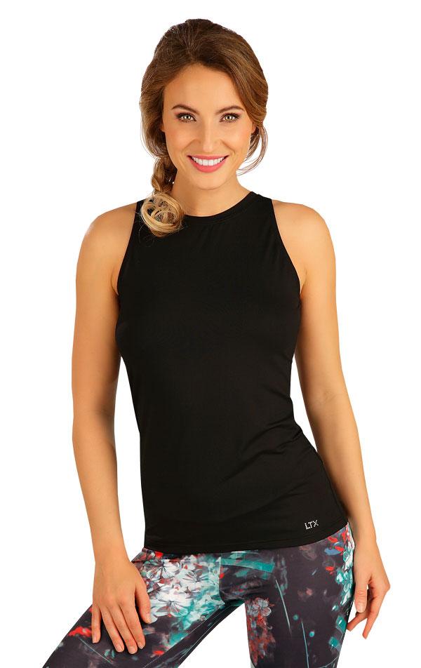 LITEX Funkční tričko dámské bez rukávů 5B373901 černá S