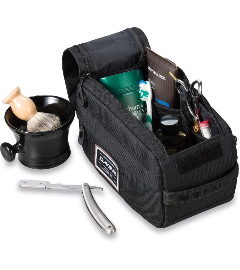 DAKINE MANSCAPER Toaletní taška 8130084-W18BLK BLACK