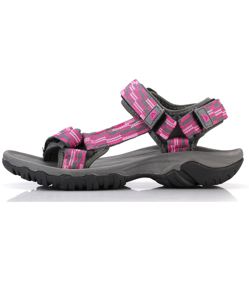 ALPINE PRO UZUME Uni sandály UBTL052819 růžová 37
