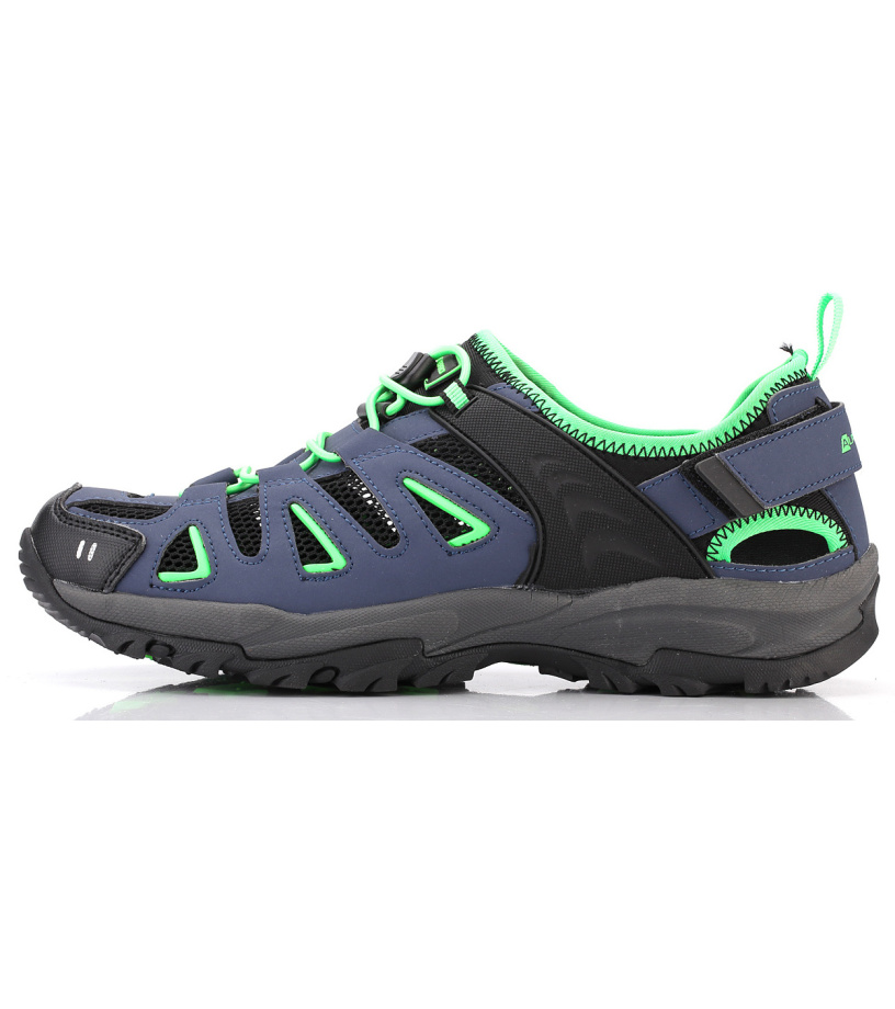ALPINE PRO BATSU 2 Uni letní obuv UBTL157602 mood indigo