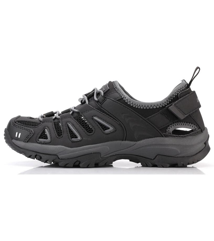 ALPINE PRO BATSU 2 Uni letní obuv UBTL157990 černá