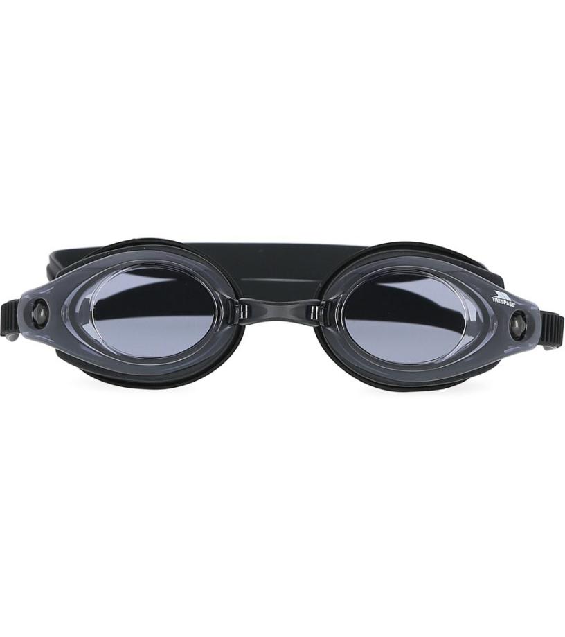 Trespass SOAKER Dětské plavecké brýle UCACEYM30001-BLK BLACK OSFA