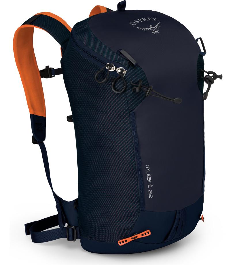 OSPREY Mutant 22 II Lezecký batoh 10001119OSP blue fire univerzální