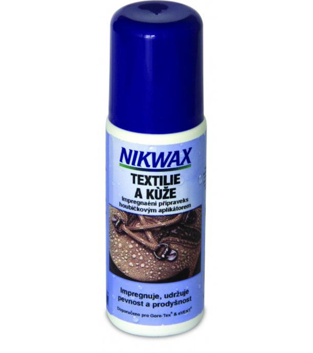 NIKWAX Textil a kůže 125ml Impregnace sprej 800792 46