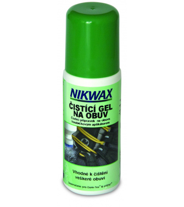 NIKWAX Čistící gel na obuv 125ml 800821 46