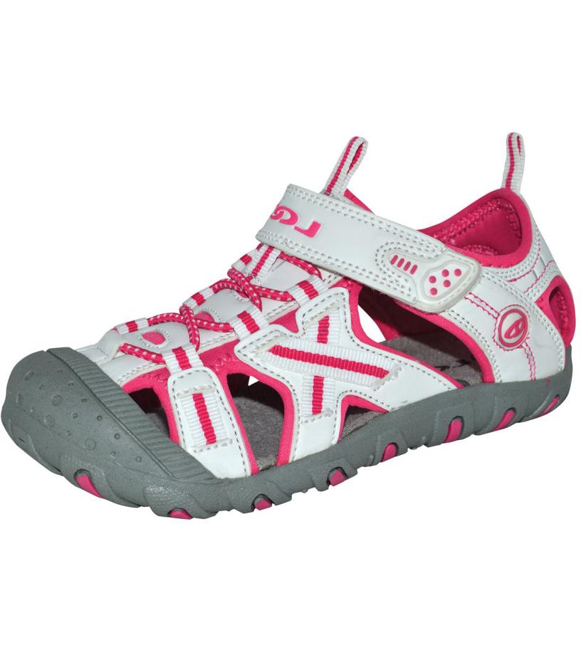 LOAP ALLEN Dětské sandále GSU1725A12J c.dancer/červená 29