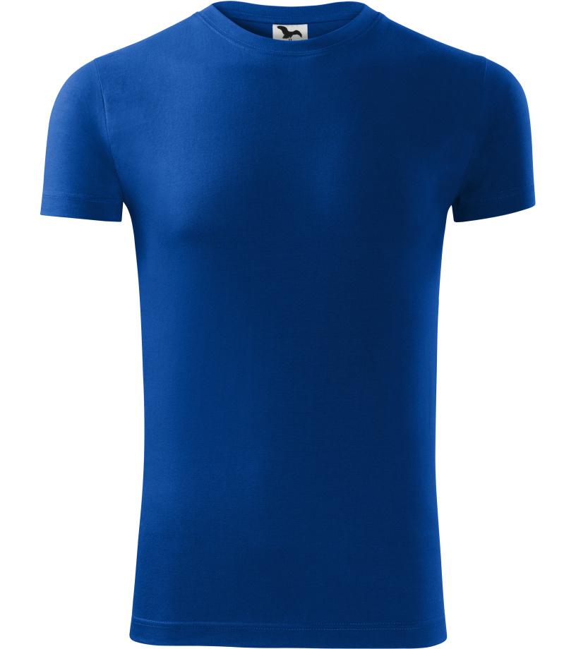 ADLER REPLAY Pánské triko 14305 královská modrá