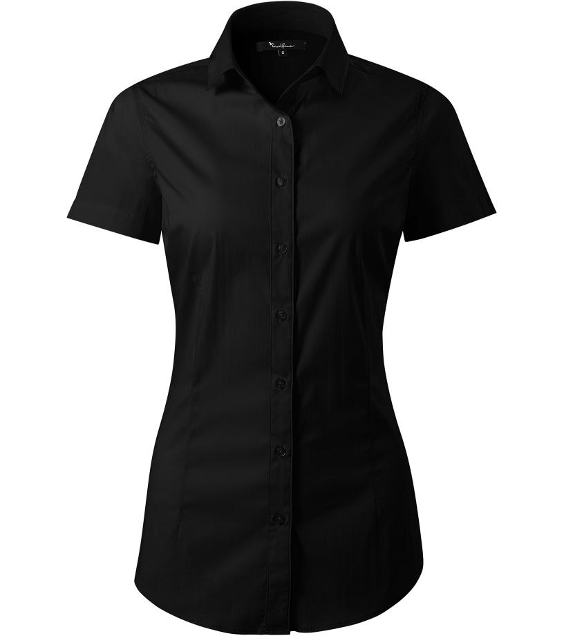 ADLER Flash Dámská košile 26101 černá XL