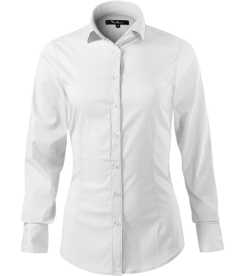 ADLER Dynamic Dámská košile s dlouhým rukávem 26300 bílá L