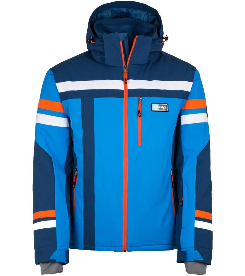 KILPI Pánská lyžařská bunda TITAN-M HM0004KIBLU Modrá