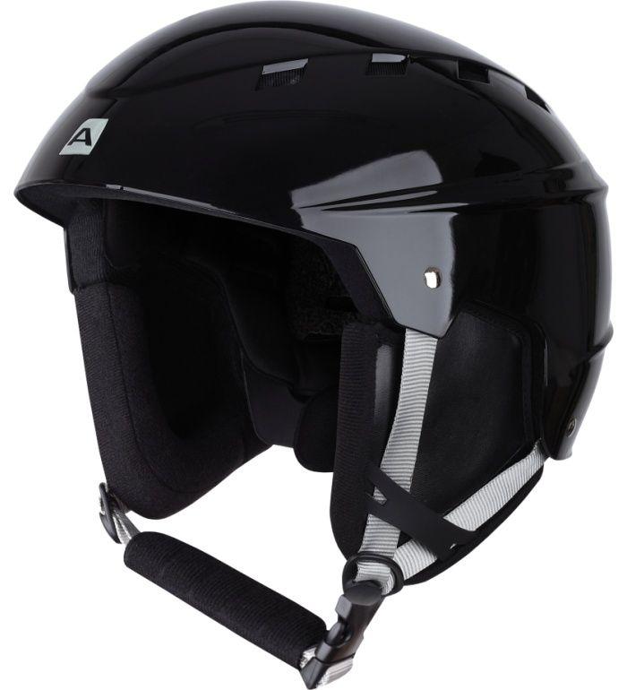 ALPINE PRO KJUS Uni lyžařská přilba UHEB001990 černá L